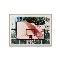 Paper Collective Cities of Baskeball 06 (Hong Kong)