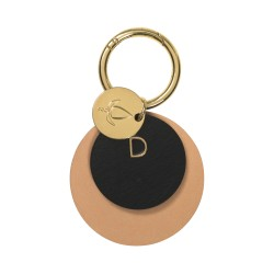 Stolbjerg Copenhagen Key Darling Guld - Natur/Sort/Messing