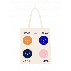 Made Four Feeling Tote Bag