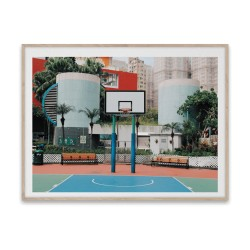 Paper Collective Cities of Baskeball 04