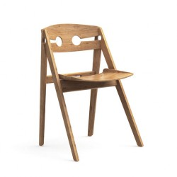 We Do Wood Dining Chair no. 1 - Bambus
