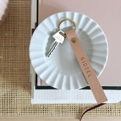 Stolbjerg Copenhagen Key Buddy - Natur/Messing