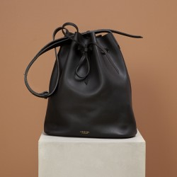 Stolbjerg Copenhagen Bucket Bag - Sort