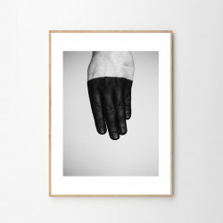 The Poster Club - Who's Hand