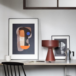 The Poster Club - Abstract Cubism