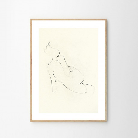 The Poster Club - Nude 01