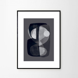 The Poster Club - Abstract Construction