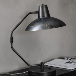 House Doctor - Desk Antik Bordlampe Brun