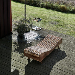 House Doctor - Basti Daybed Natur
