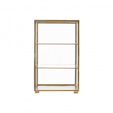House Doctor - Glass Kabinet Messing
