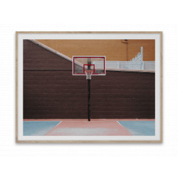 Paper Collective - Cities of Basketball 07 (New York)