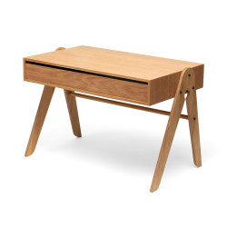 Geo's Table - oak