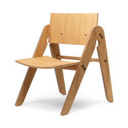 Lilly's Chair - oak