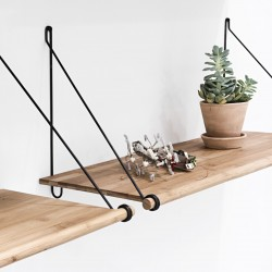 We Do Wood - Loop Shelf