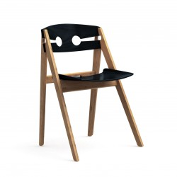 Dining Chair no. 1 - sort